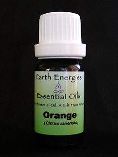 Orange 100% Essential Oil 12ml - Use By Date
