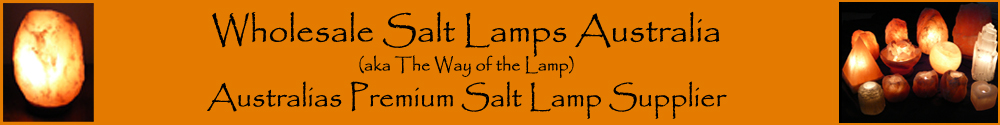 Wholesale Salt Lamps Australia